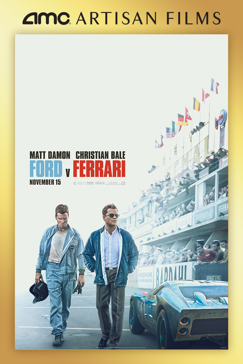 Amc Featured Movies Destin Commons Ferrari Carroll Shelby Ford