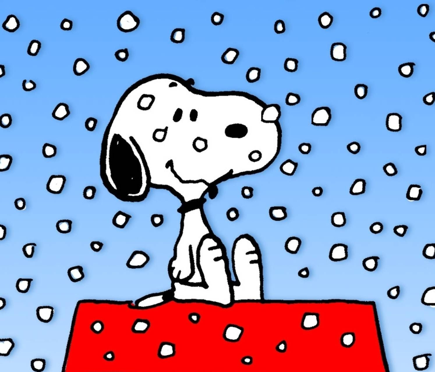 Download Snoopy Snow Wallpaper By Lovey 74 Free On Zedge Now