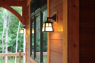 Cement Fiber Board Siding With Cedar Trim And Corner Boards Traditional Exterior House Siding House Exterior