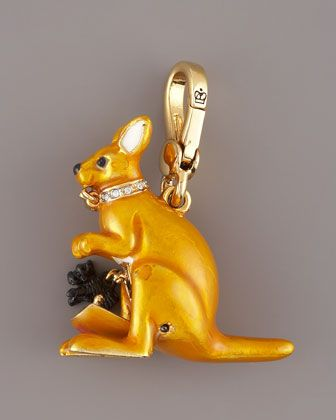 Kangaroo Charm by Juicy Couture at Neiman Marcus.