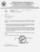 Contoh Surat Dinas Terbenar Dan Terlengkap Aa