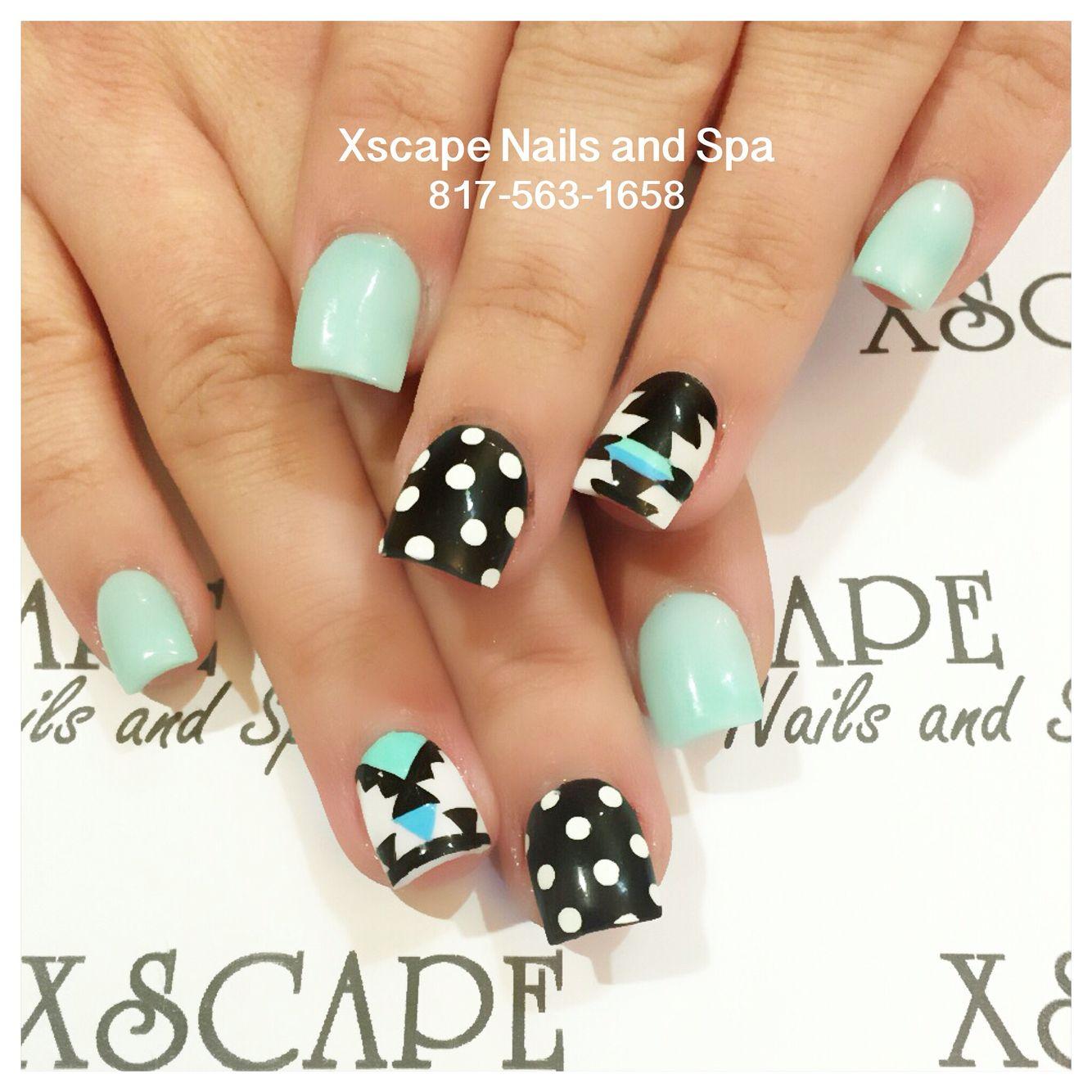 Tribal nail designs cute nails designs pinterest