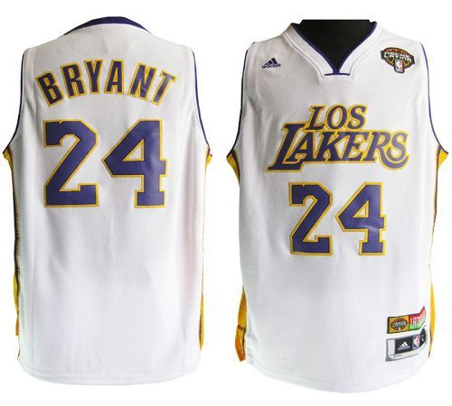 Latin Nights Lakers  24 Kobe Bryant White Embroidered NBA Jersey! Only   20.50USD 7175cc9f7