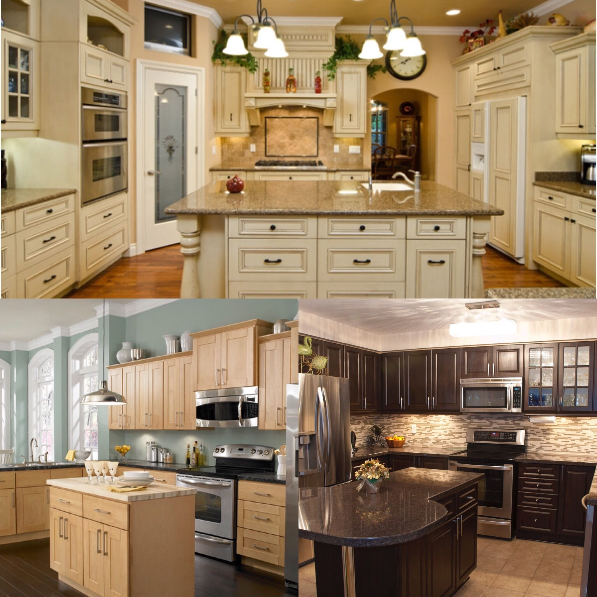 Staten Island Real Estate Staten Island Homes Dark Kitchen Dark Kitchen Cabinets Home Decor