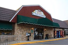 Good country food and homemade ice cream in Lancaster county, PA.    Country Restaurant at Oregon Dairy – A Supermarket, Butcher Shop, Dairy, Bakery, Seafood Shop, Lawn & Garden Center, Deli, Ice Cream Shop, Restaurant and Gift Shop Serving Lancaster County, PA including East Petersburg, Ephrata, Lititz, Manheim and Rest of Lancaster, Pennsylvania