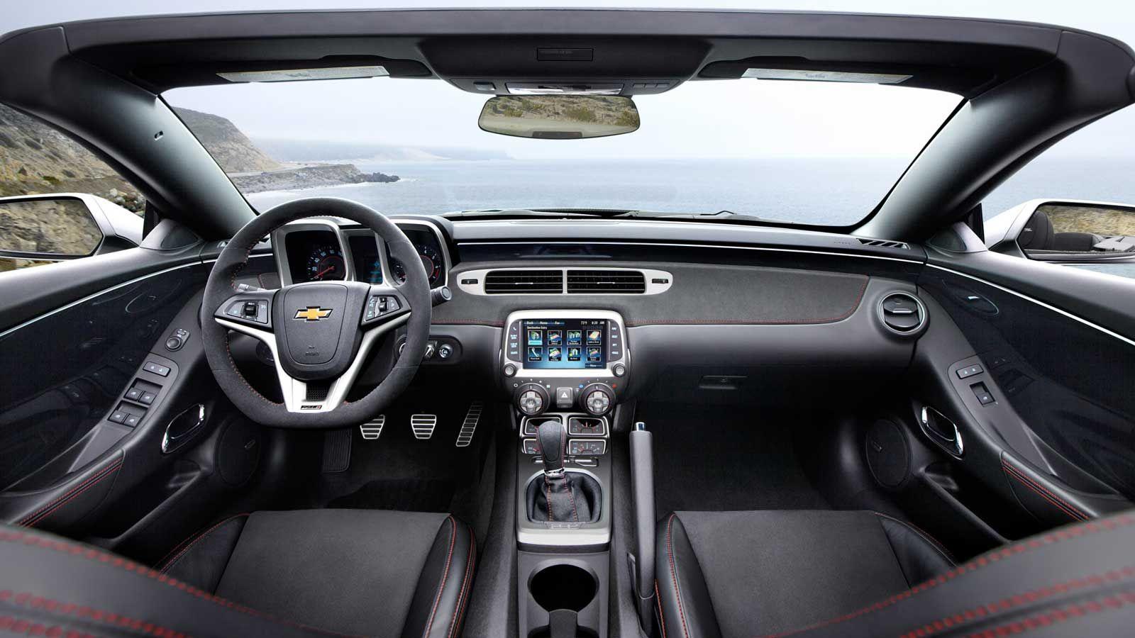 Chevrolet Camaro Interior 2013. Chevrolet Camaro Interior ...