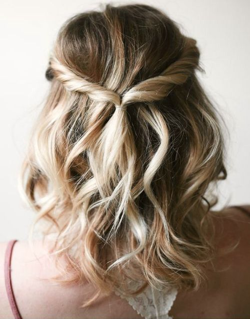 Brilliant Wedding Hairstyles For Medium Hair Wedding Hairstyles For Medium Hair Simple Prom Hair Cute Hairstyles For Medium Hair