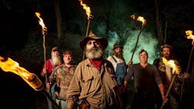 Are We Ever Going To See A Mountain Monsters Season 6 Mountain Monsters Destination America Bigfoot They are on a mission to eventually capture legendary beasts such as the mothman, a lizard demon, the wolfman and more. are we ever going to see a mountain