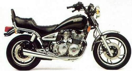 My old bike from the 80's | Motorcycle | Yamaha motorbikes