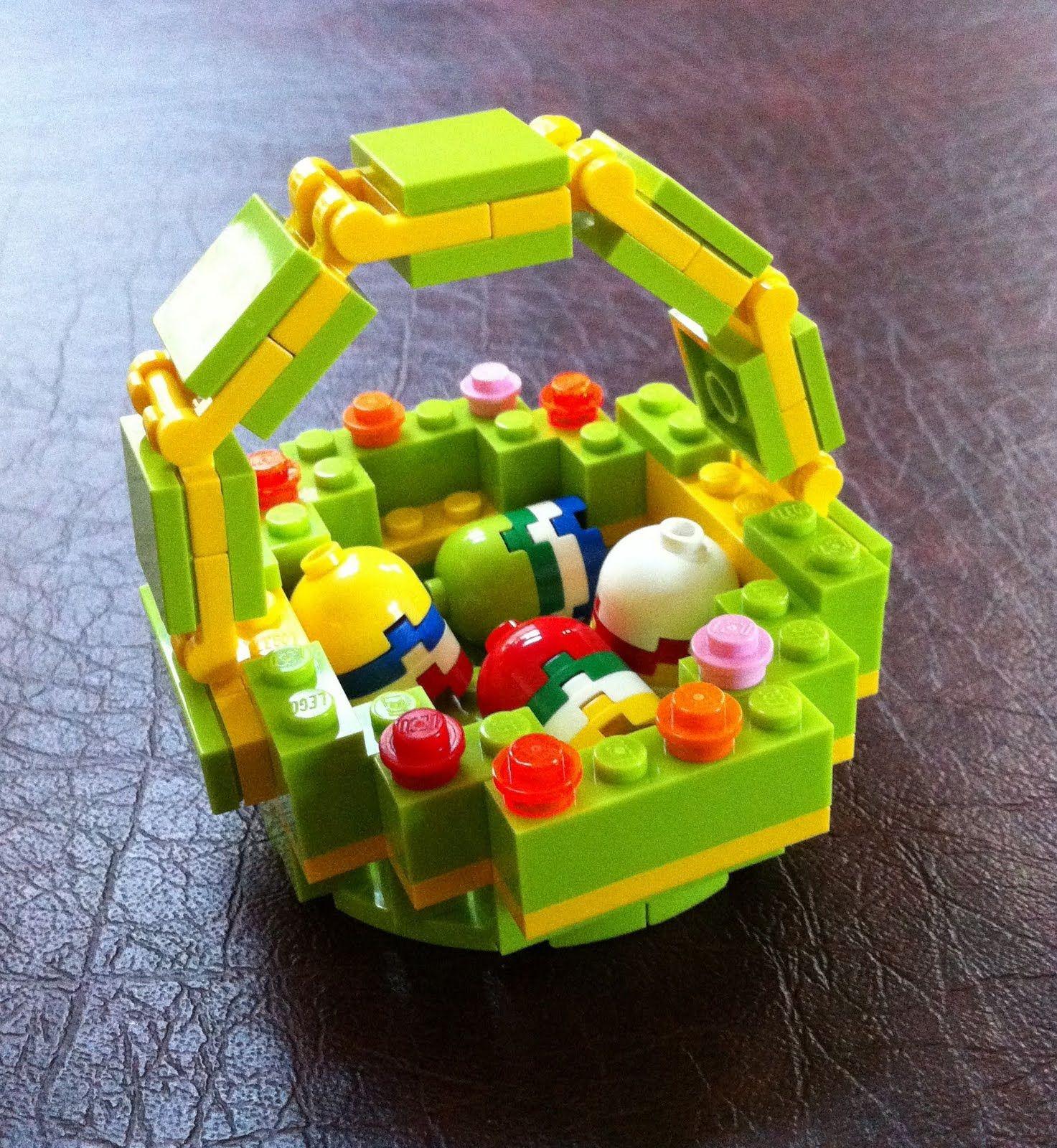 Lego Easter Basket Legos Lego Store Lego Lego Duplo