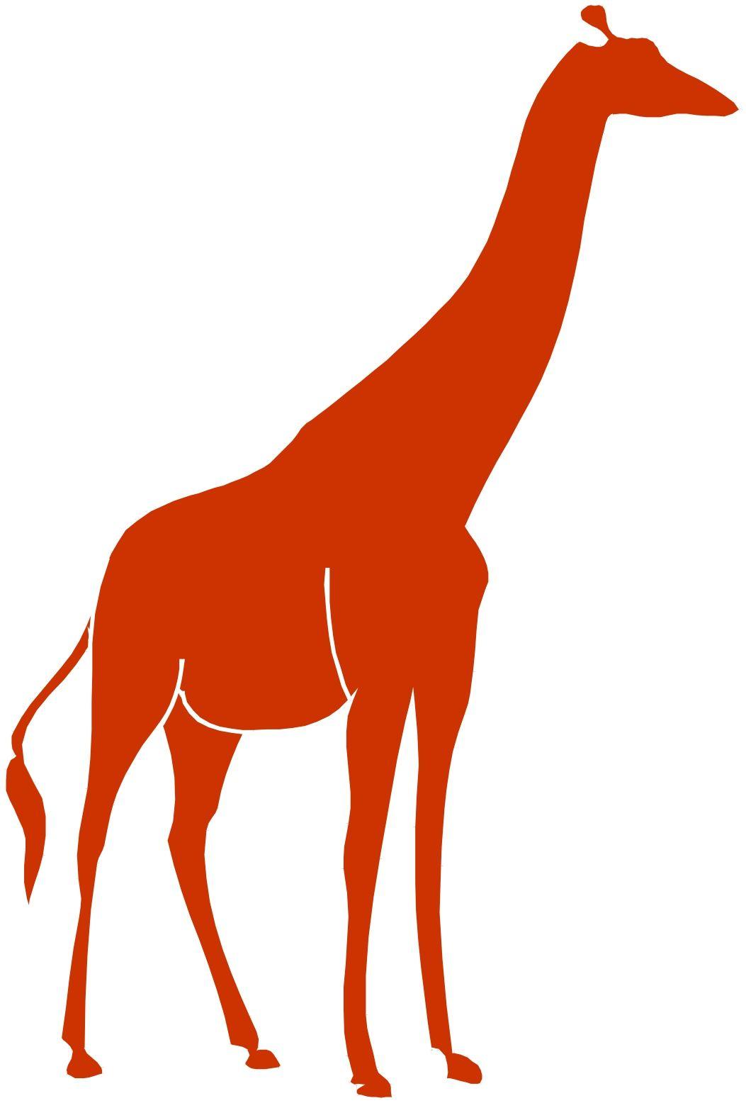 giraffe silhouette clip art clipart panda free clipart images rh pinterest ca free giraffe cartoon clipart free baby giraffe clipart