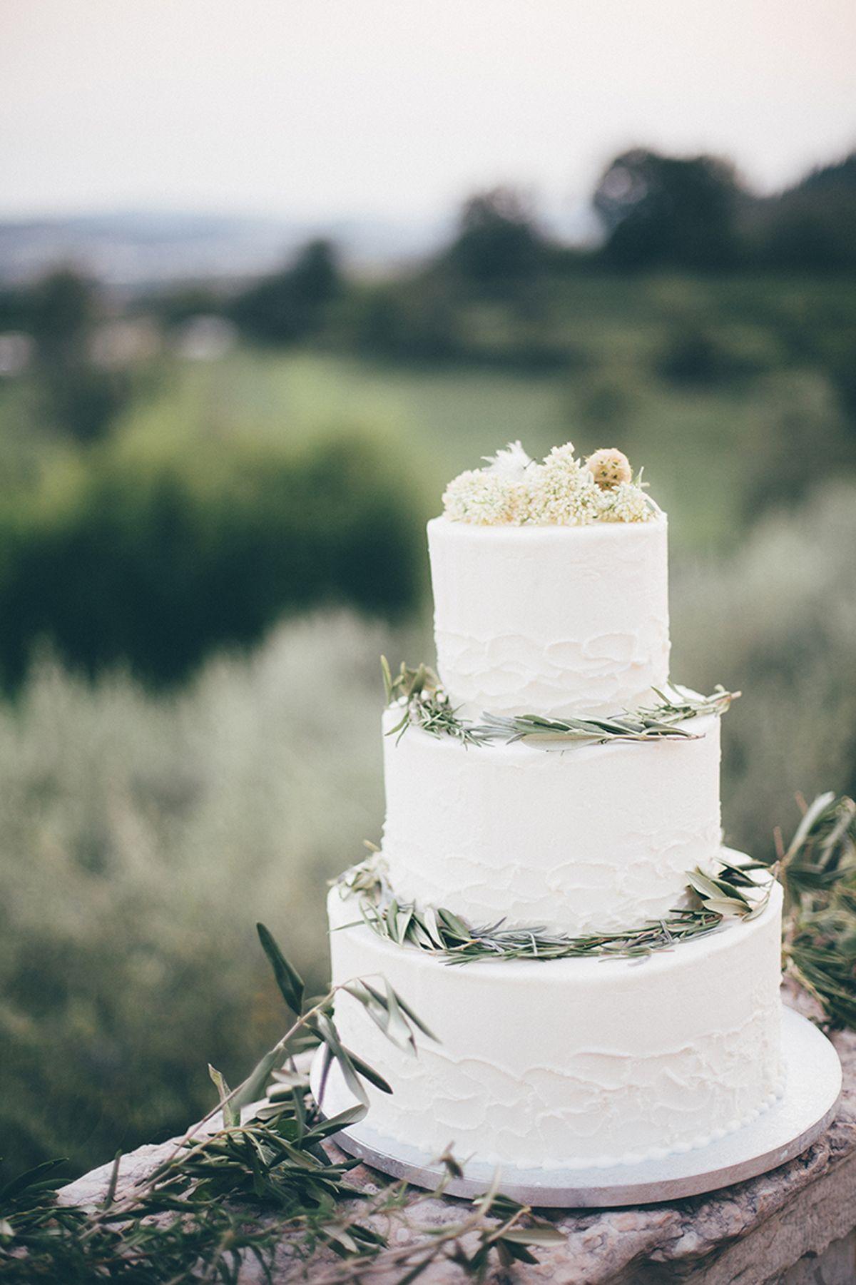 Mediterran Heiraten In Italien Hochzeitstorte Wedding Cake