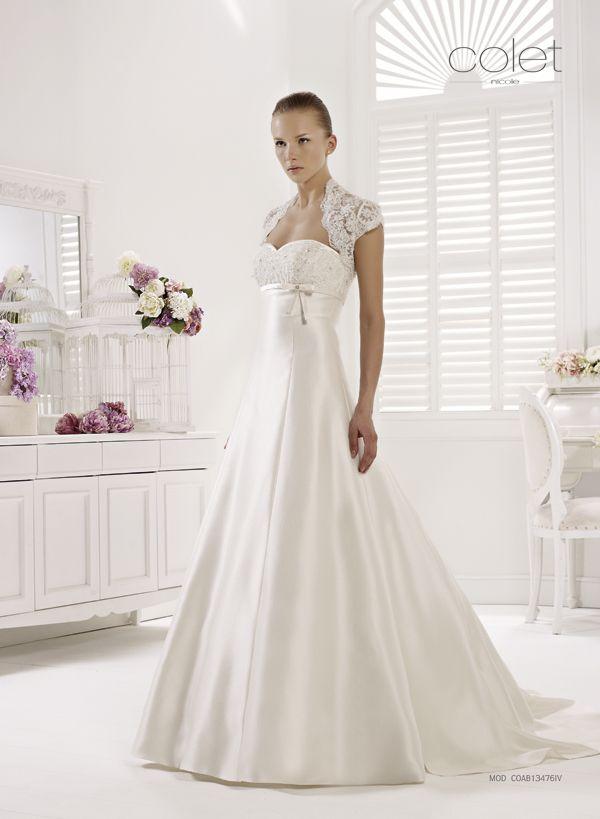 Collezione abiti da sposa #Colet 2013, abito da #sposa COAB13476IV