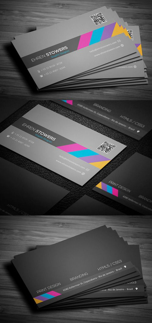 76 Fresh Creative Business Card Designs For Inspiration Business Card Design Creative Modern Business Cards Business Card Inspiration