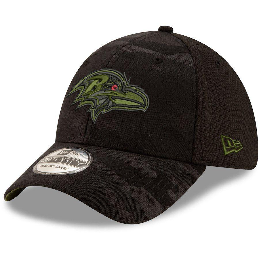 the best attitude 925c8 a4ae1 Men s Baltimore Ravens New Era Black Camo Royale 39THIRTY Flex Hat, Your  Price   32.99