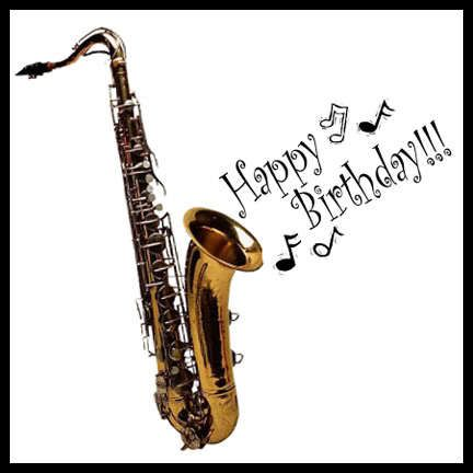 Free Birthday Greetings Images Saxophone Yahoo Search Results