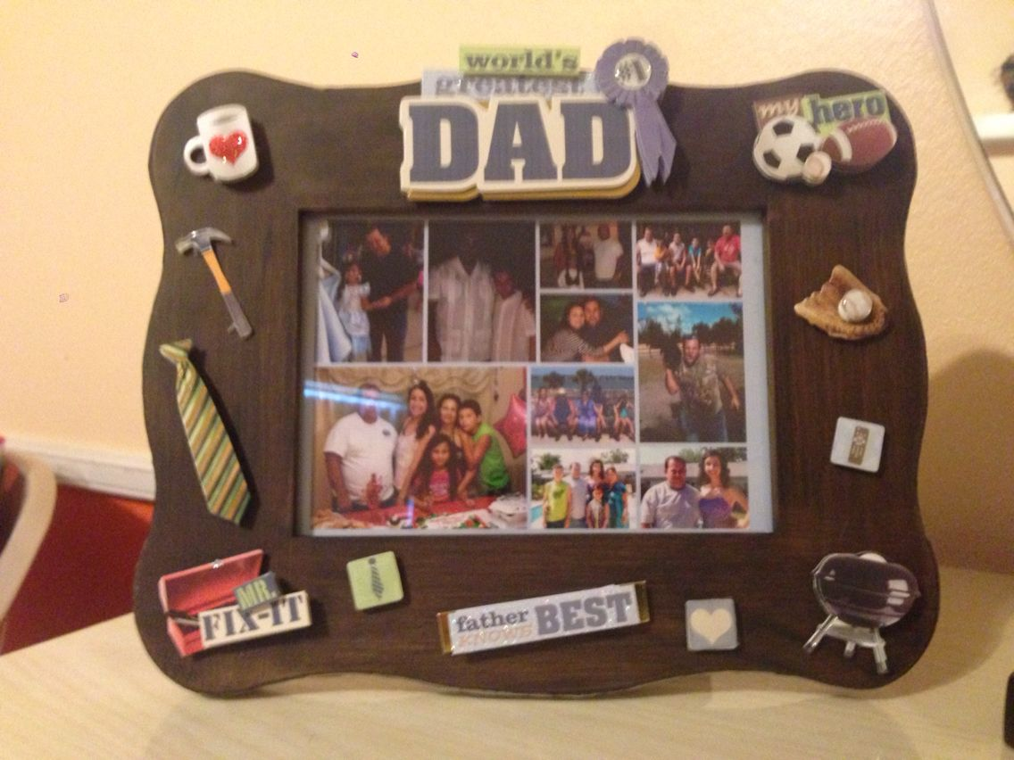 Birthday present for my dad diy gift father Things Ive made