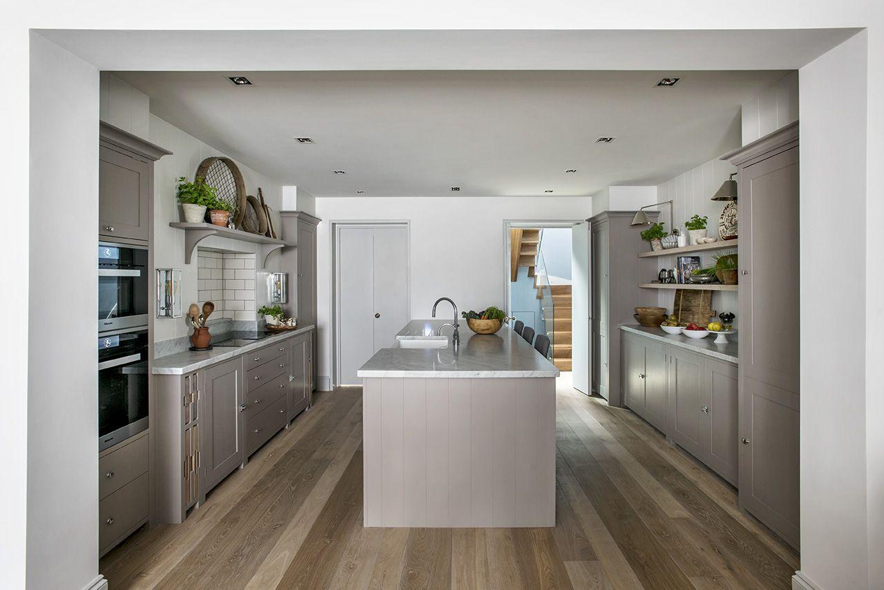 london townhouse kitchen. sims hilditch interior design | primrose