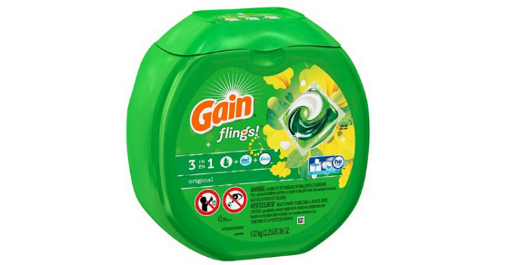 High-value Gain Flings! Coupon is Back- Print Now!