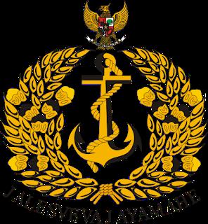 Logo Tni Angkatan Laut Al Jalesveva Jayamahe Logo Lambang Indonesia Angkatan Laut Lambang Negara Lautan