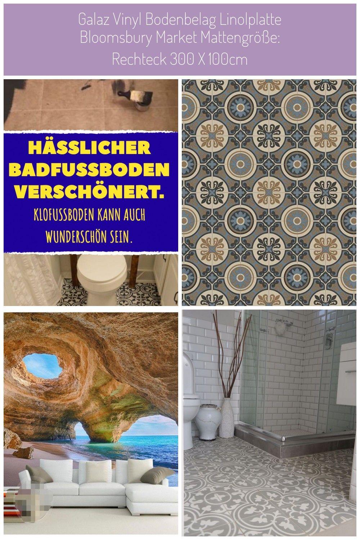 Hsslicher Badfuboden Verschnert Bad Toilette Badezimmer Fuboden Linoleum Pvc Fliesen Bodenfliesen Wo Pvc Fliesen Vinyl Bodenbelag Vinylboden Fliesenoptik