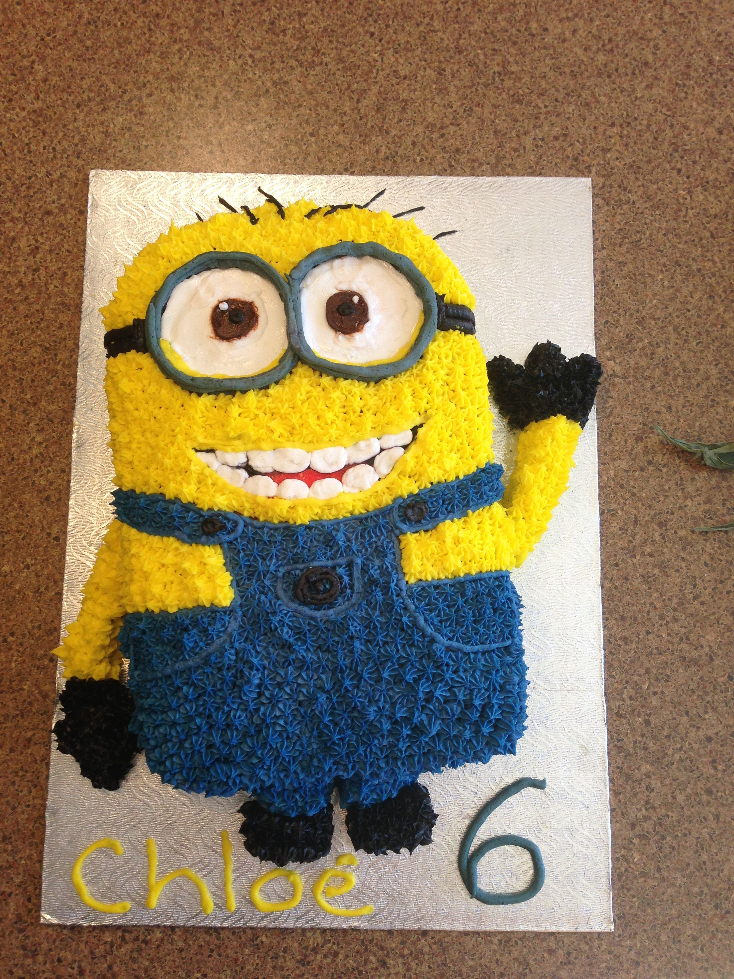 minion cake @Marsha Penner Penner Boyd  or this one!