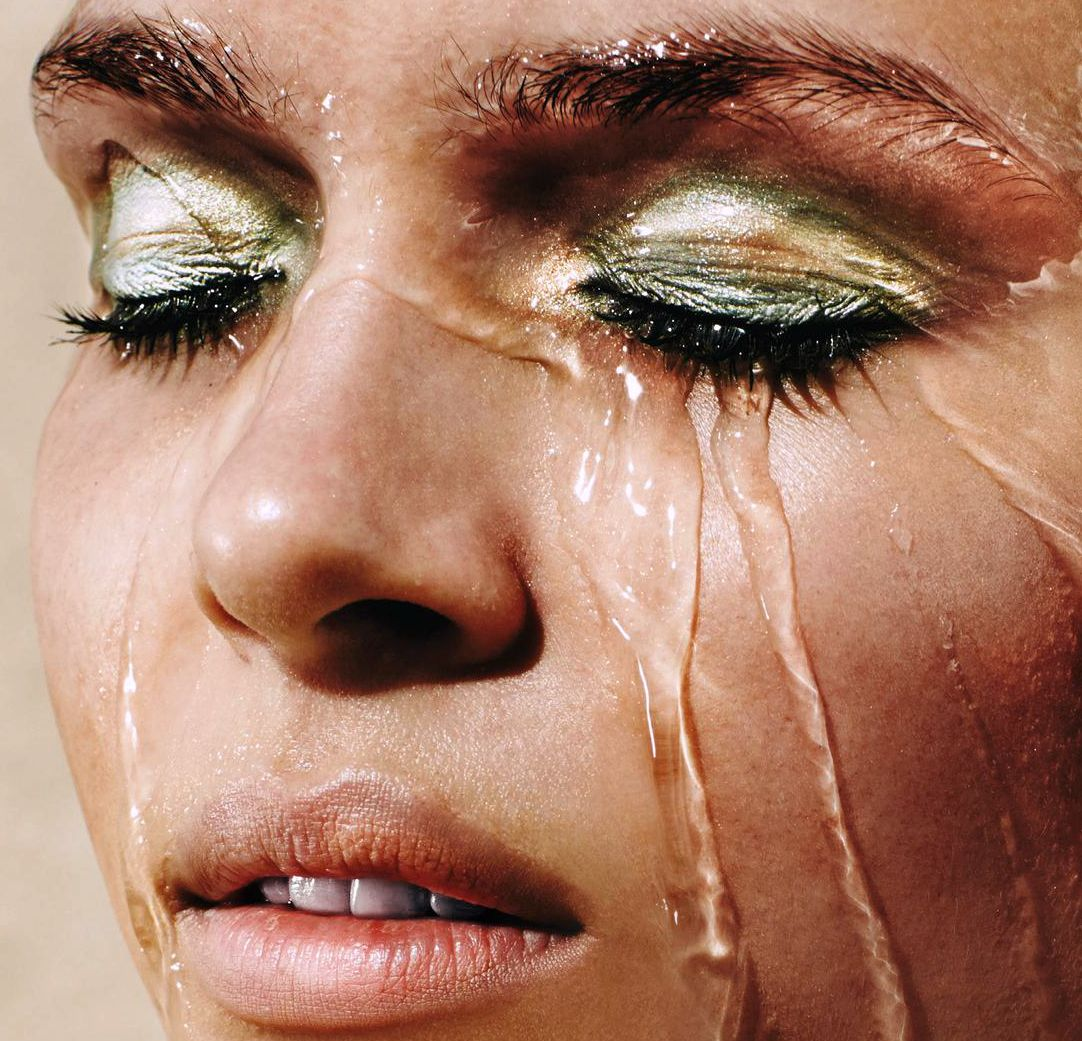 sheholdsyoucaptivated:  'The Golden Hour' - Josephine Skriver by Chris Colls for Porter Magazine #5, Winter 2014
