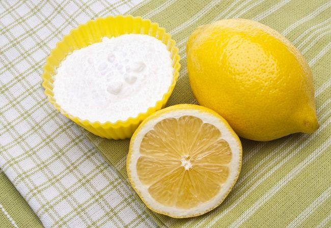 A Forma Certa De Usar Limao E Bicarbonato Para Desinchar Perder