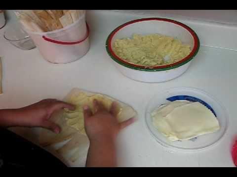 Como hacer tamales faciles - YouTube