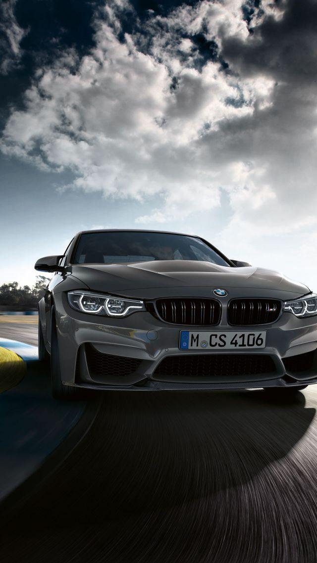 BMW M3 CS, Cars 2018, 4k (vertical) Car wallpapers, Bmw