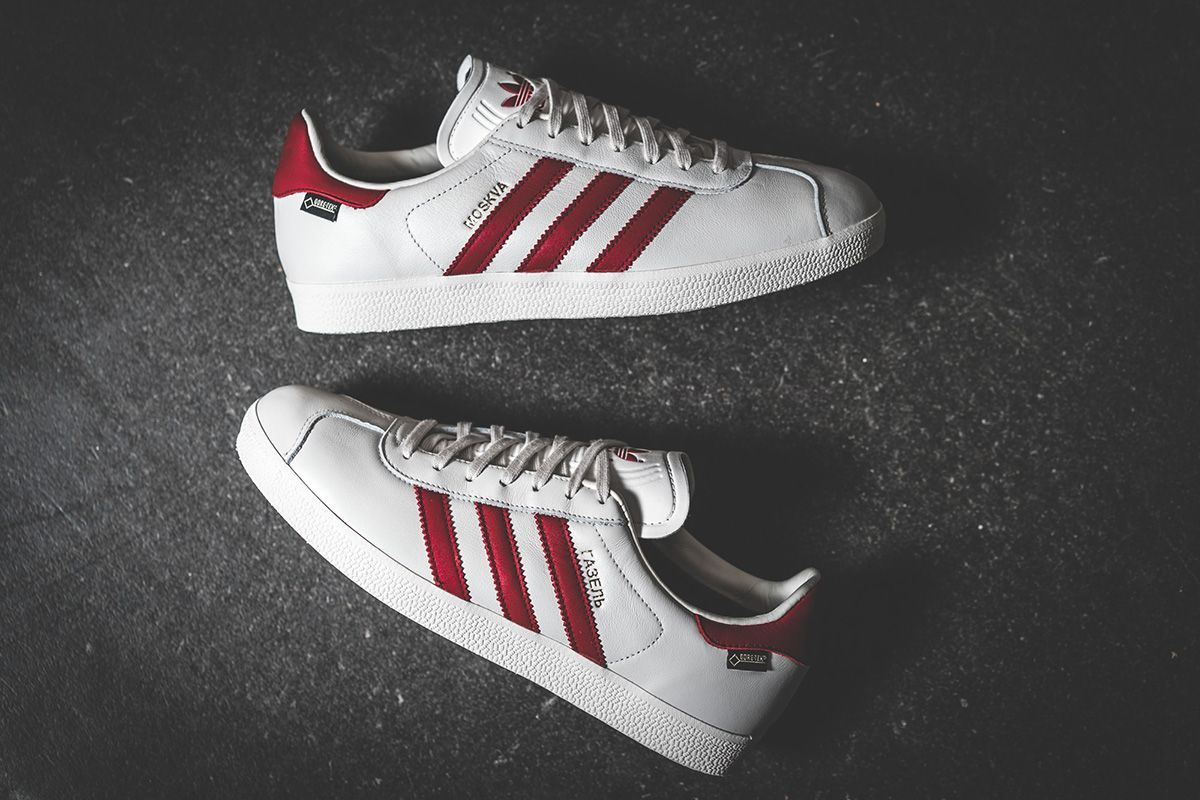 adidas Moskva GTX: City Series Drop for Moscow