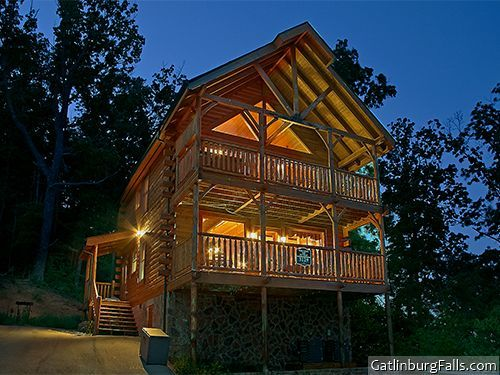 Just a simple luxury one bedroom cabin in the smoky mountains mountain top retreat at pigeon for One bedroom cabins in pigeon forge tn