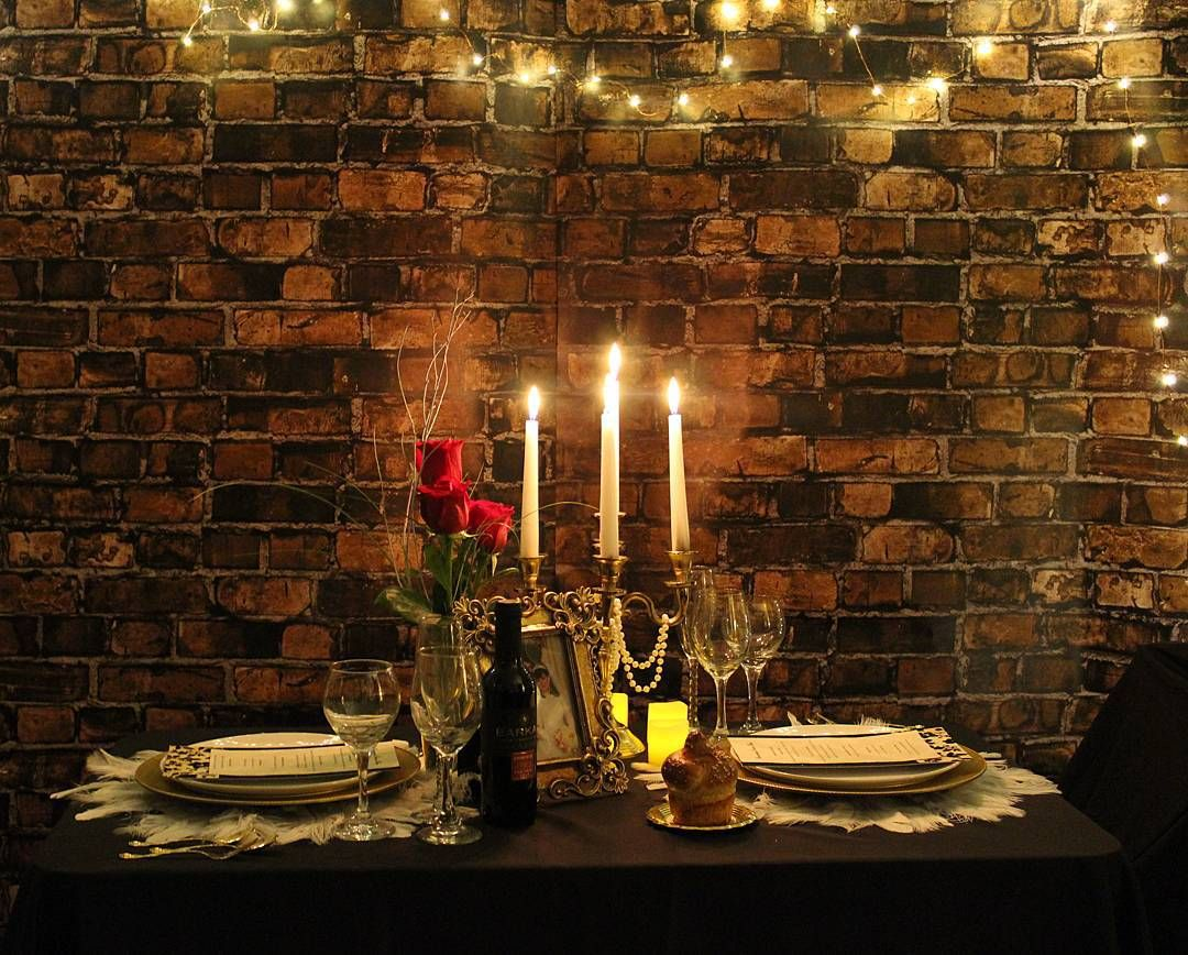 Charming Anniversary Dinner Party Ideas Part - 14: Our Anniversary Dinner @ Home #raizyscookin Romantic, Ambiance, Table For  Two, Elegance