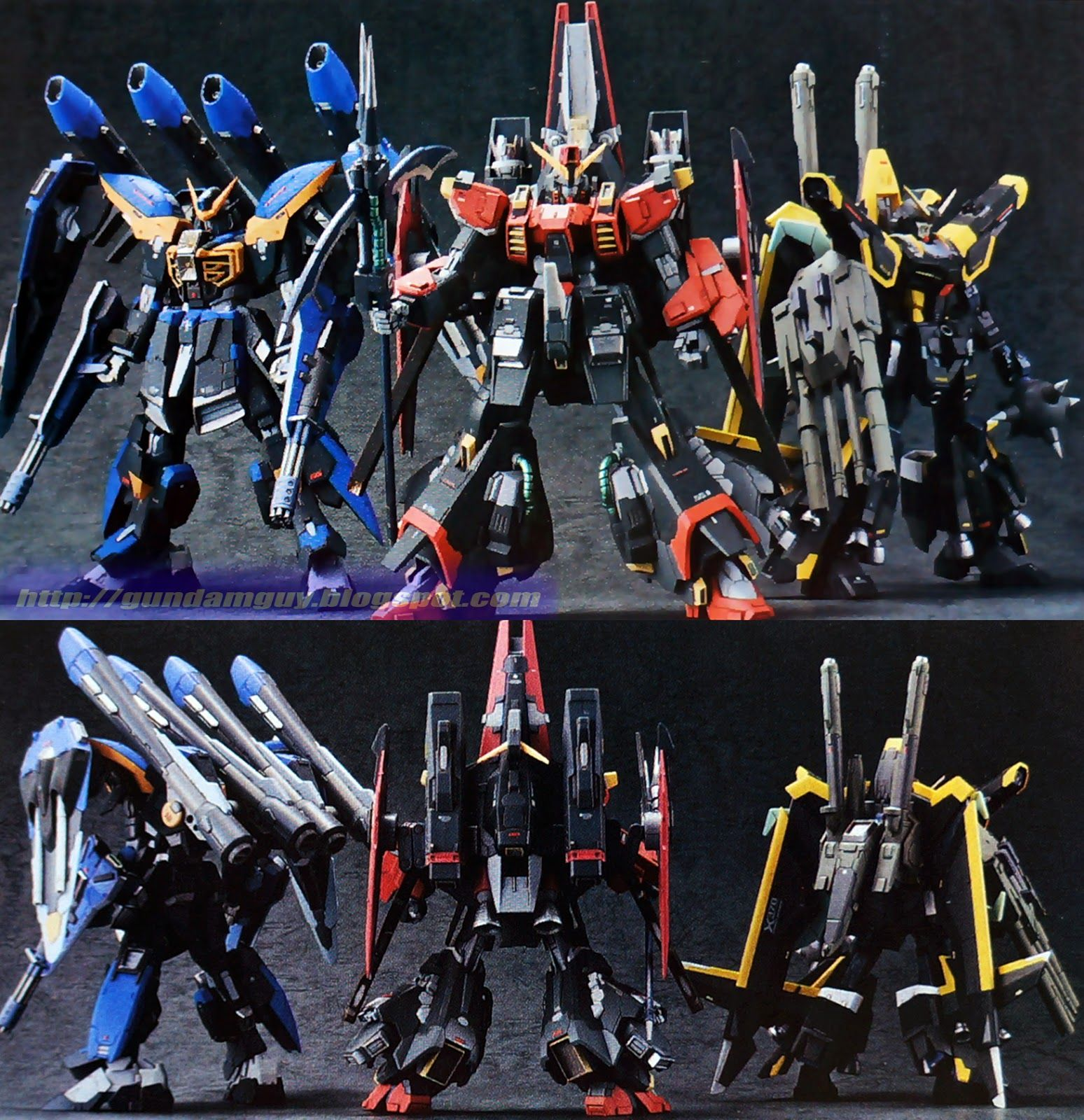 Awesome Gundam Seed Custom Builds (With images) Custom