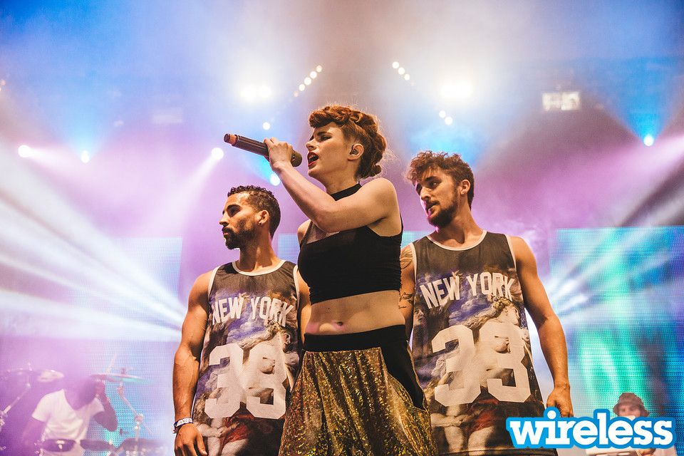Wireless Festival | London 2014 | artist - Kiesza | Wireless