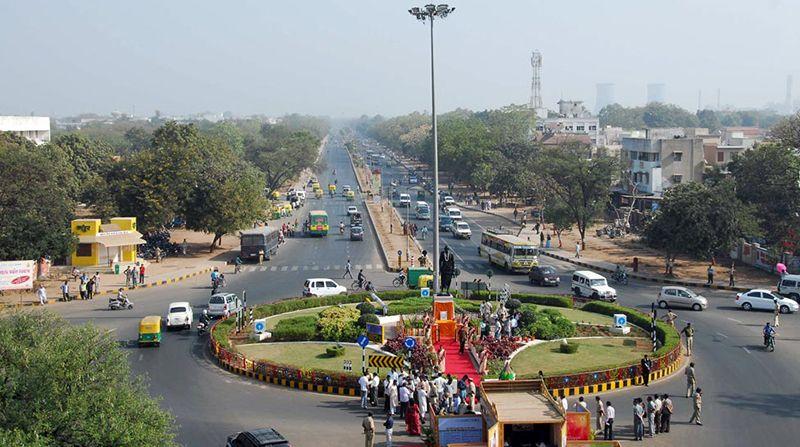 Gandhinagar The business hub of India