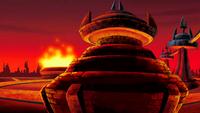 Darkseid's palace