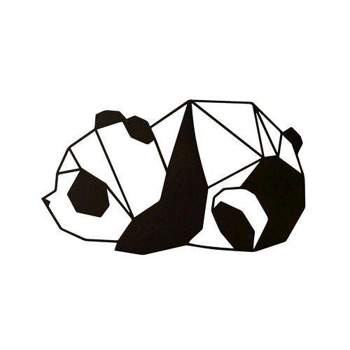 Wanddekoration Panda Hokku Designs