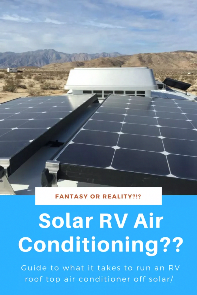 The (Almost) Fantasy of SolarPowered RV Air Conditioning