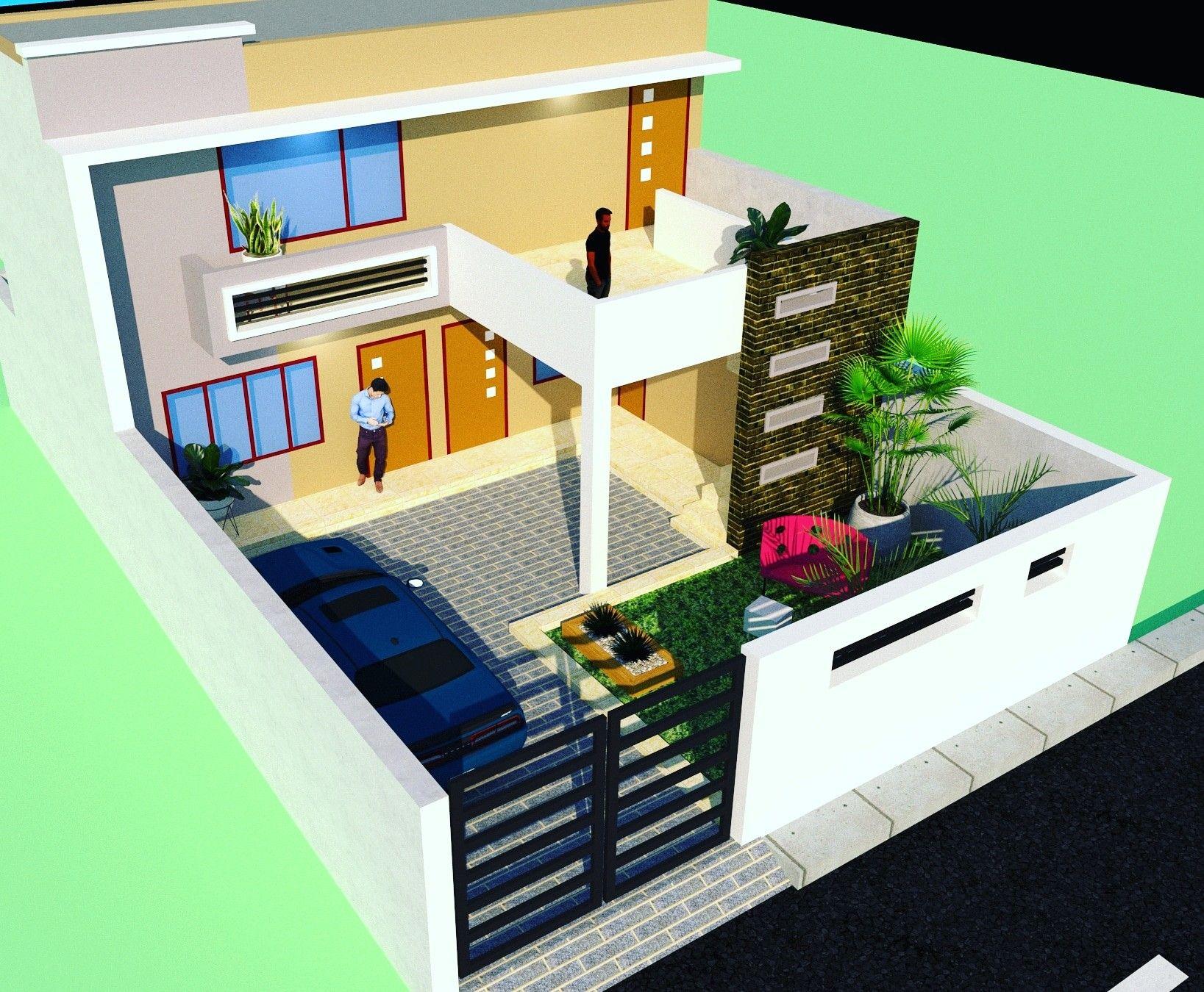 #housedesign #architecture #homedecor #exterior #homeelevation #houseideas #buildohome #designforhomes #homeexterior #houseexterior #sketchup3d #sketchuphome #proparty #smallfarmhouse #houseexterior #sketchup