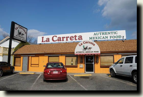 La Carreta Mexican Restaurant Pigeon Forge Tn