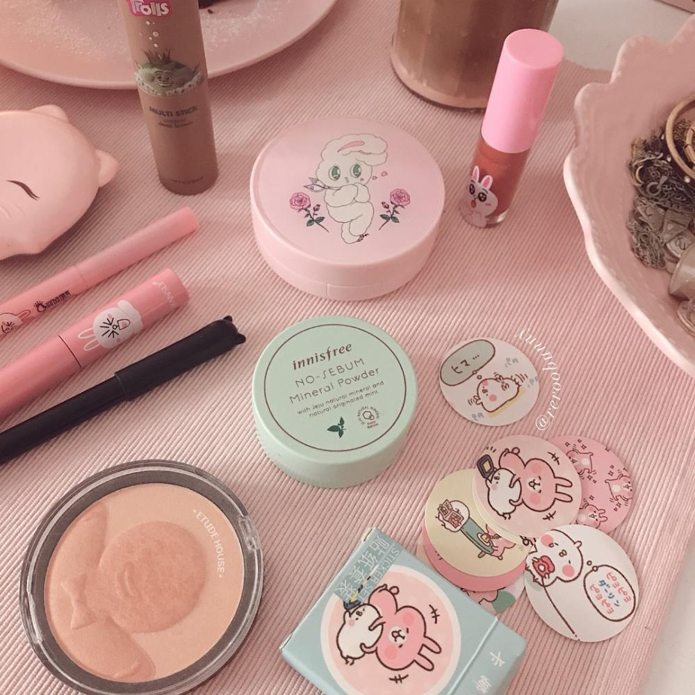 𝚙𝚒𝚗𝚝𝚎𝚛𝚎𝚜𝚝 𝚘𝚔𝚊𝚢𝚢𝚟𝚒𝚟 in 2020 Aesthetic makeup, Kawaii
