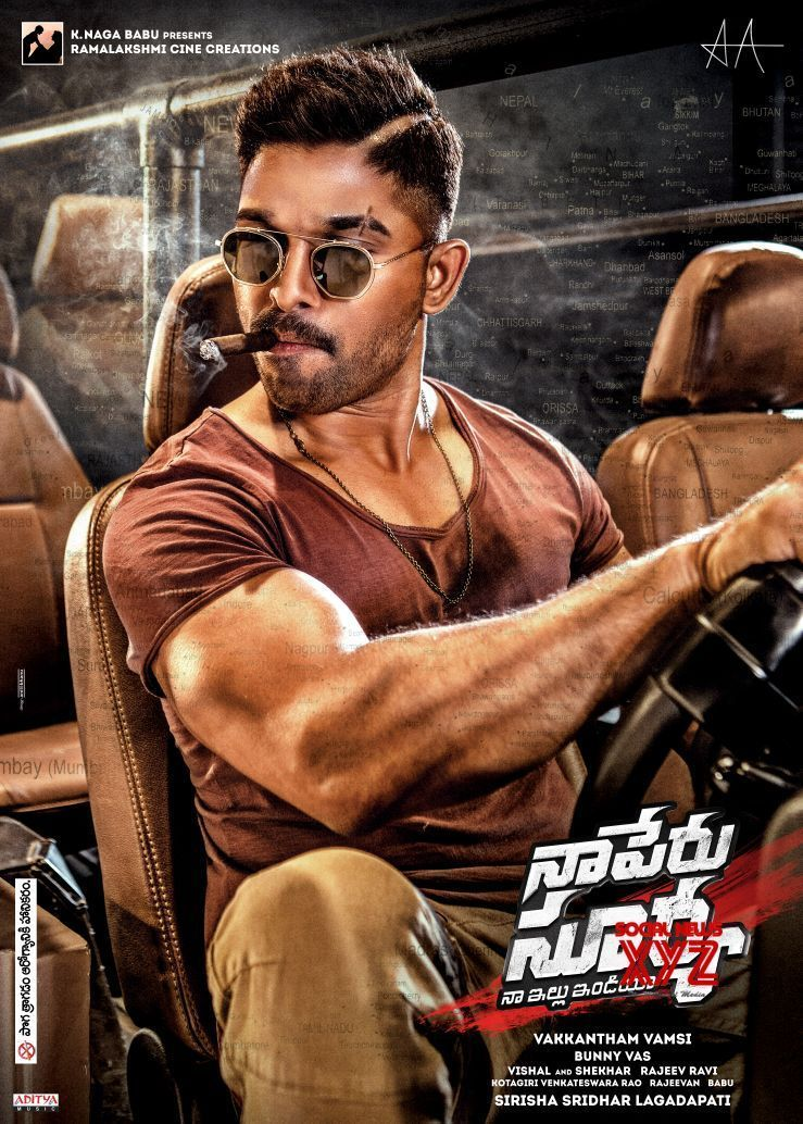Watch Naa Peru Surya Na Illu India Full-Movie Streaming