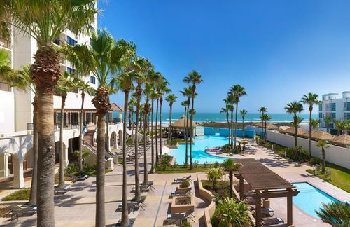 Sheraton South Padre Island Beach Hotel Texas Hotels Resorts
