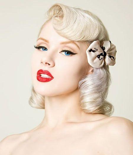 50 Style Wedding Hair: Retro Braided Hairstyles