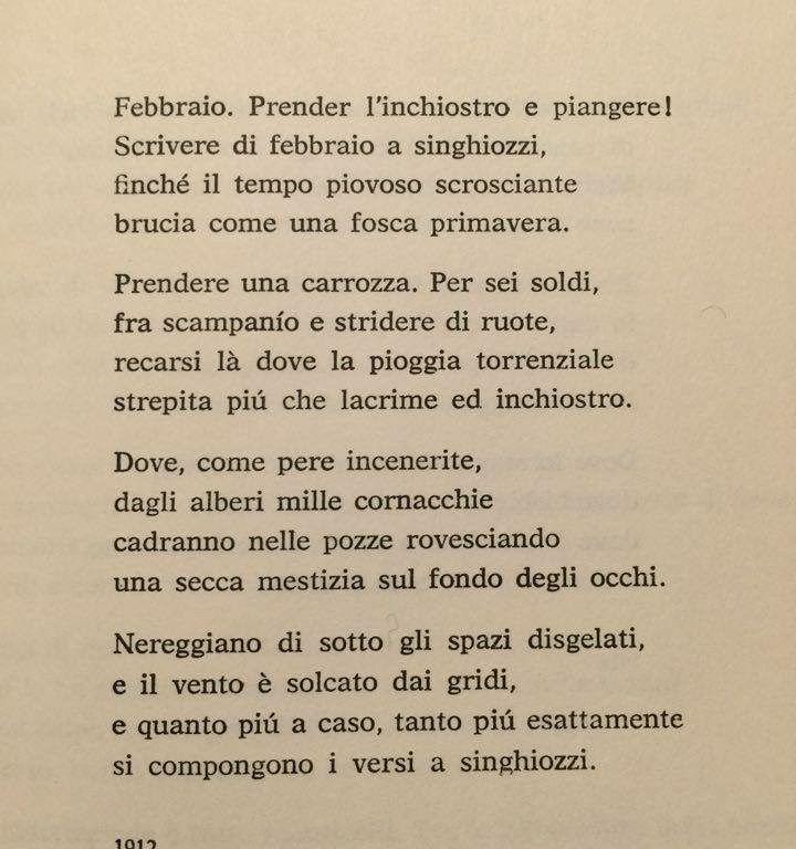 La Poesia Del Giorno Febbraio Boris Pasternak Boris Pasternak