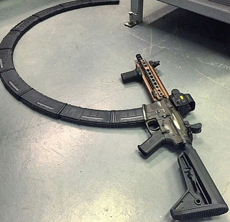 Holy Banana Clip Burners Guns Weapons Firearms