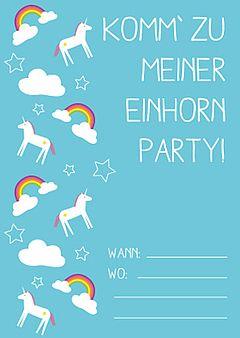Gratis Einladungskarten Von Www.kindergeburtstag.events :: Das Portal Für  Kindergeburtstage   Kindergeburtstag.events