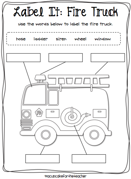 Printables Fire Safety Worksheets 1000 images about fire safety on pinterest trucks preschool and fighters