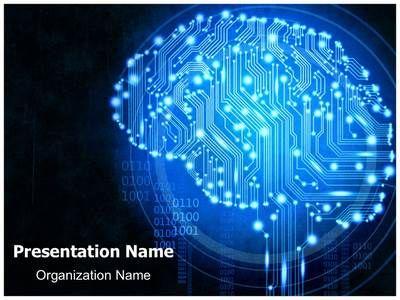 Free Brain Powerpoint Template Powerpoint Vorlagen Power Points